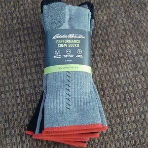 Eddie Bauer men's socks (7)